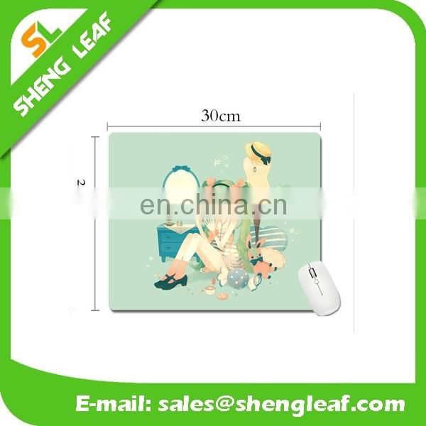 creative promotional logo printed mouse pad