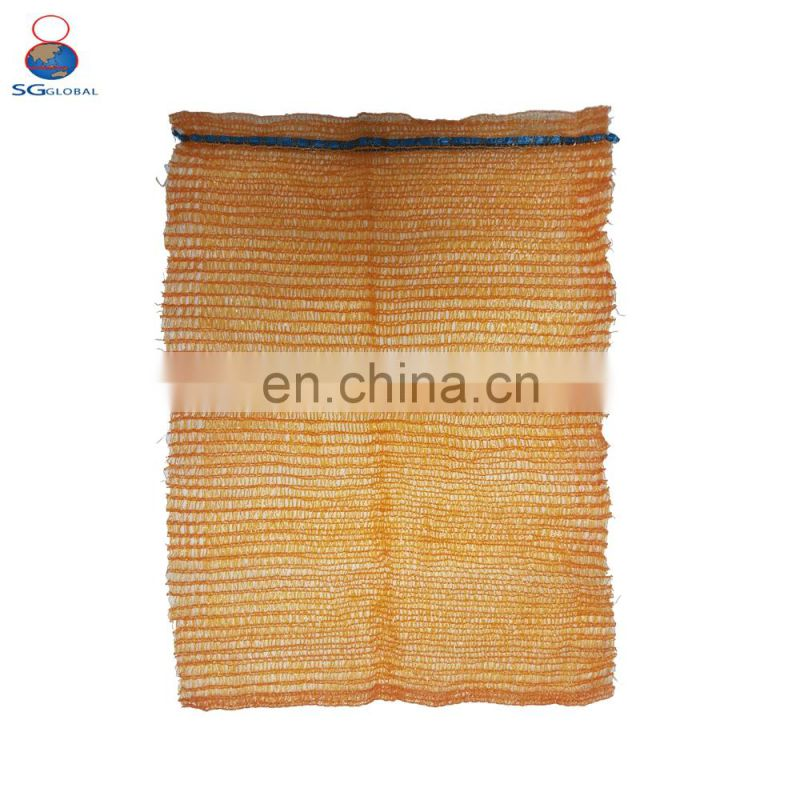 UV treated net mesh firewood bags