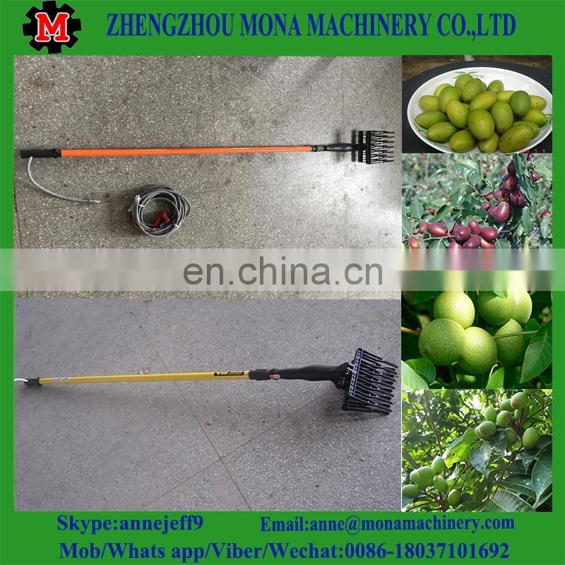 Profession tools for olive harvesting/olive harvester / electric olive picking machine