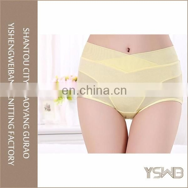 Hot selling comfortable cotton sexy panty girls