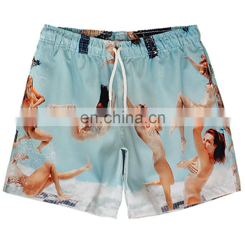 OEM design quick dry manufacturer customized beach mens swimwear
