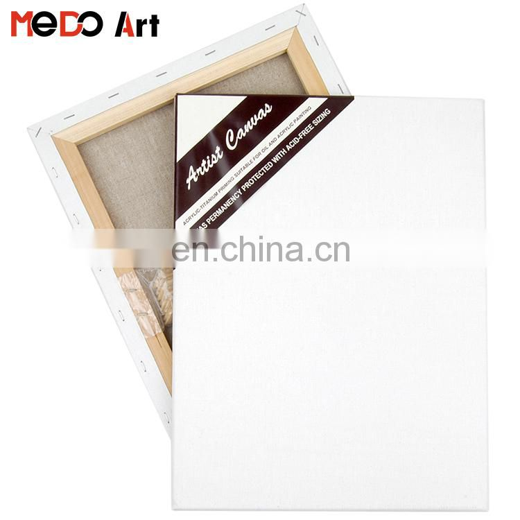 30X40CM Master Level Linen Stretched Canvases