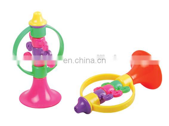 Wholesale Party Favors Cheap Plastic Toy Trumpet
