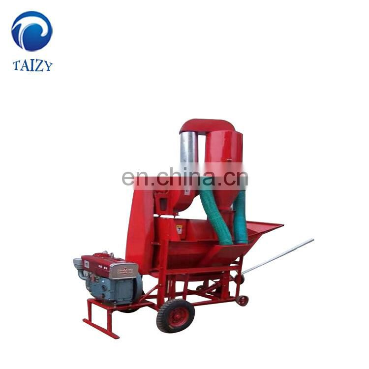 Chinese supplier low price custom multi - function millet thresher Image