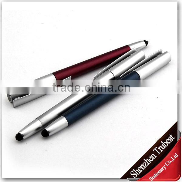 touch pen with key chain, mini touch pen