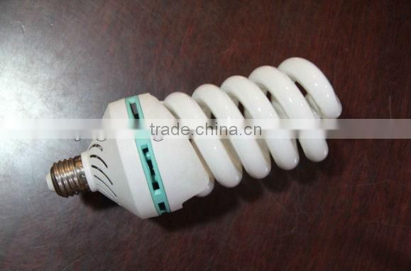 good quality full spiral 85w energy saving lamp