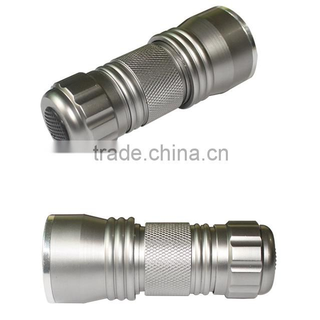 Factory Direct Sale 21 LED 395-400NM UV Flashlight LED