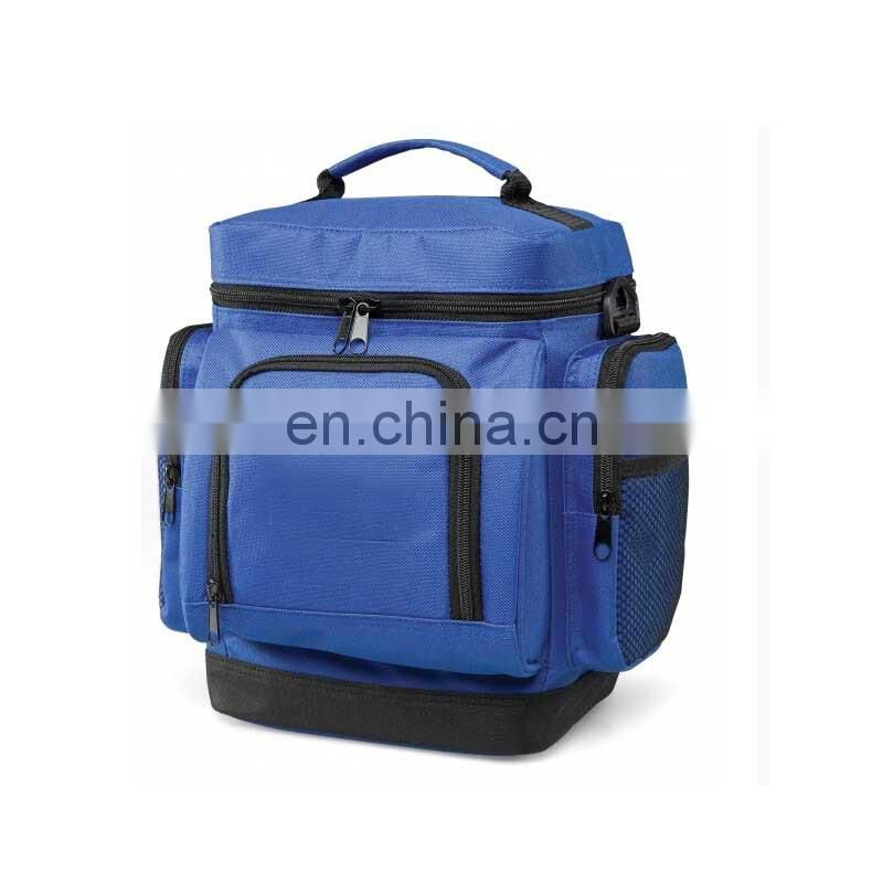 Low price promo cooler bags backpacks