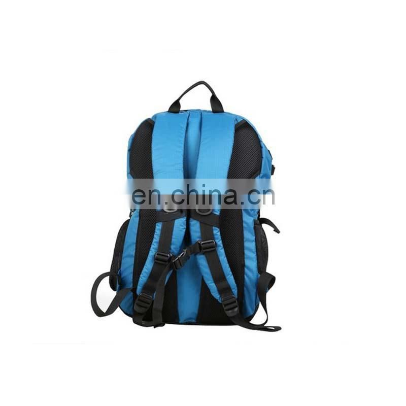 Foldable outdoor hiking backpack