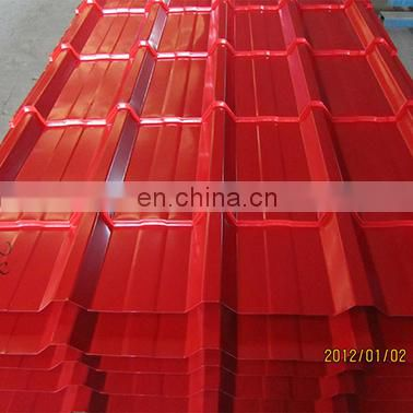 colored corrugated roof sheets metal