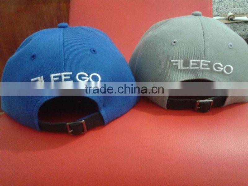 4bdcc0ad custom design flat brim metal plate snapback cap hat images ...