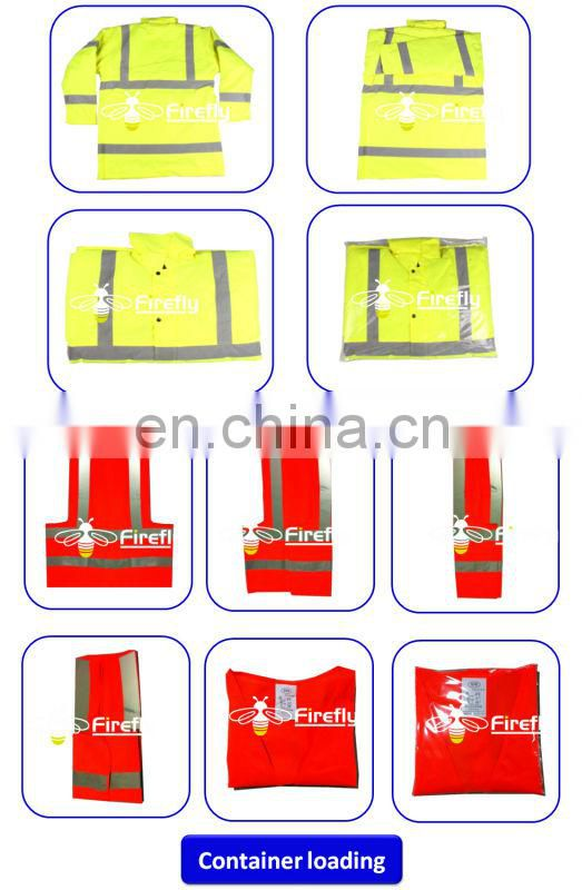 2017 high quailty black safety wairstcoat reflective vest