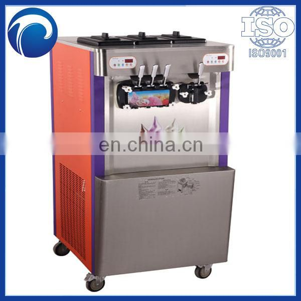 cheap and high quality soft ice cream machine