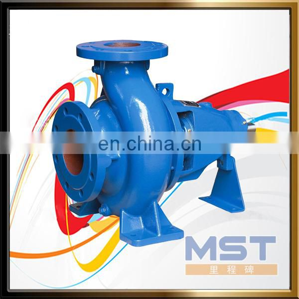 IS/ISR series china brand end suction electric suck water pump