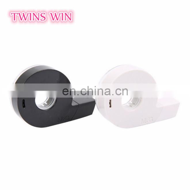 Alibaba website cheapest office school stationery ,New arrivals plastic black correction tape online shopping with good quality