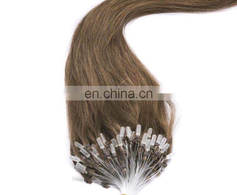Micro Ring Loop Hair Extensions silicone micro beads wholesale price