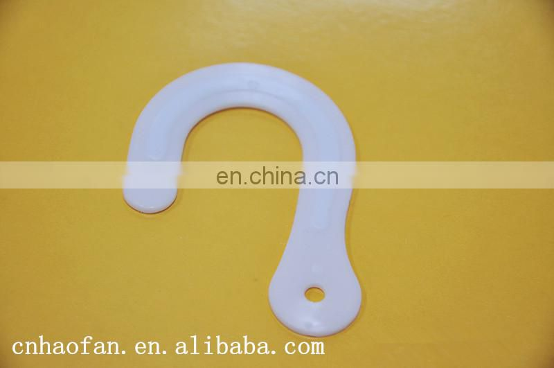plastic display j hook