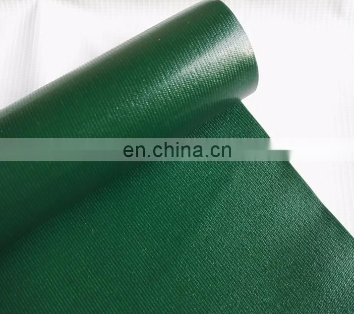 Heavy duty PVC vinyl coated canvas fabric for camp tent use,waterproof roof cover mesh fabric,cheap tent canvas fabric