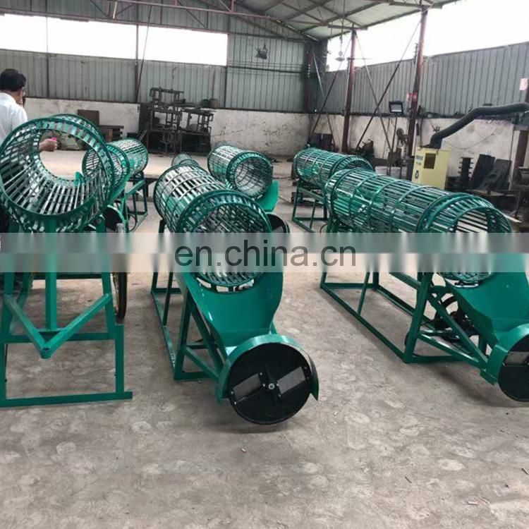 kudzu lotus arrowroot grinder, cassava sweet potato yam starch production line