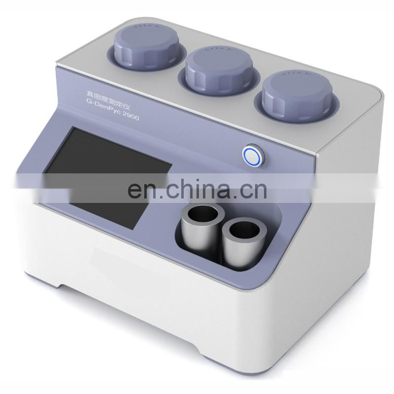 G-DenPyc 2900A Gas Pycnometer True Density Analyzer