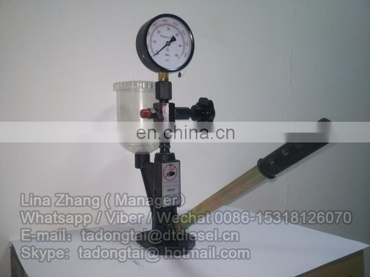 Injector Nozzle Tester S60H