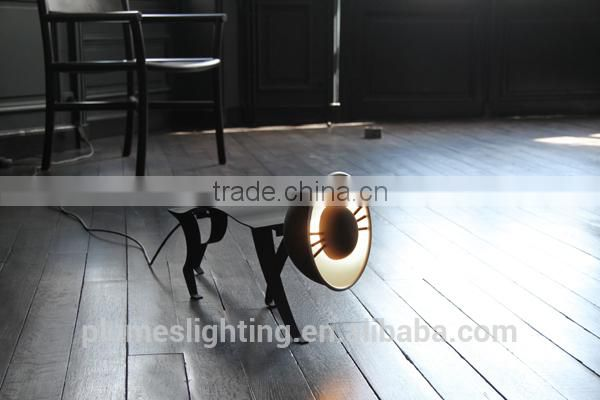 Hot sell Replica Micha-Cat Iron stoving varnish Table lamp PLT8108