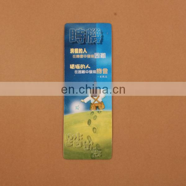 Customize bookmark, promotion paper bookmark