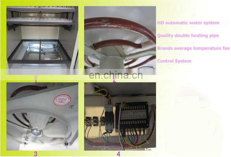 High Capacity 5280 small chicken egg incubator hatching price , incubators for hatching eggs Image