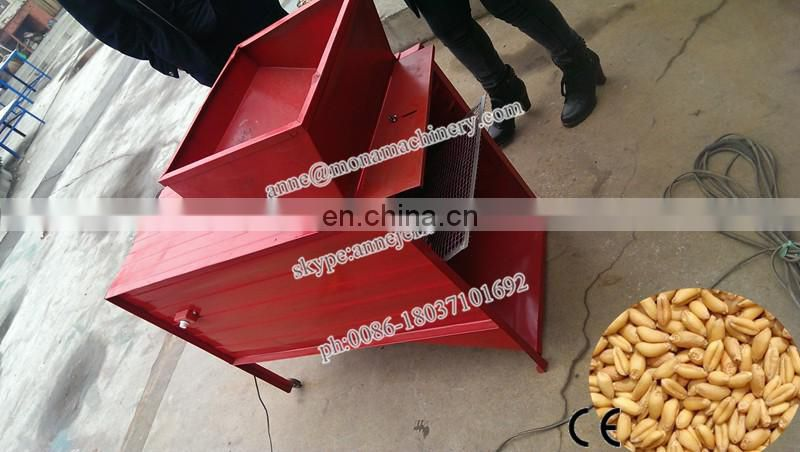 Cocoa Seed Maize Corn Grain Soybean Winnowing Machinery