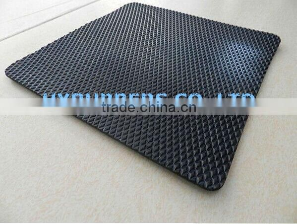 China factory low price horse stall rubber mats