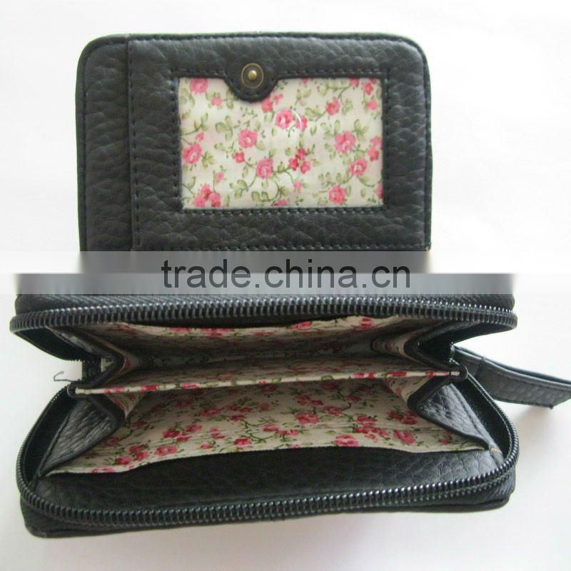 Cotton Wallet or purse