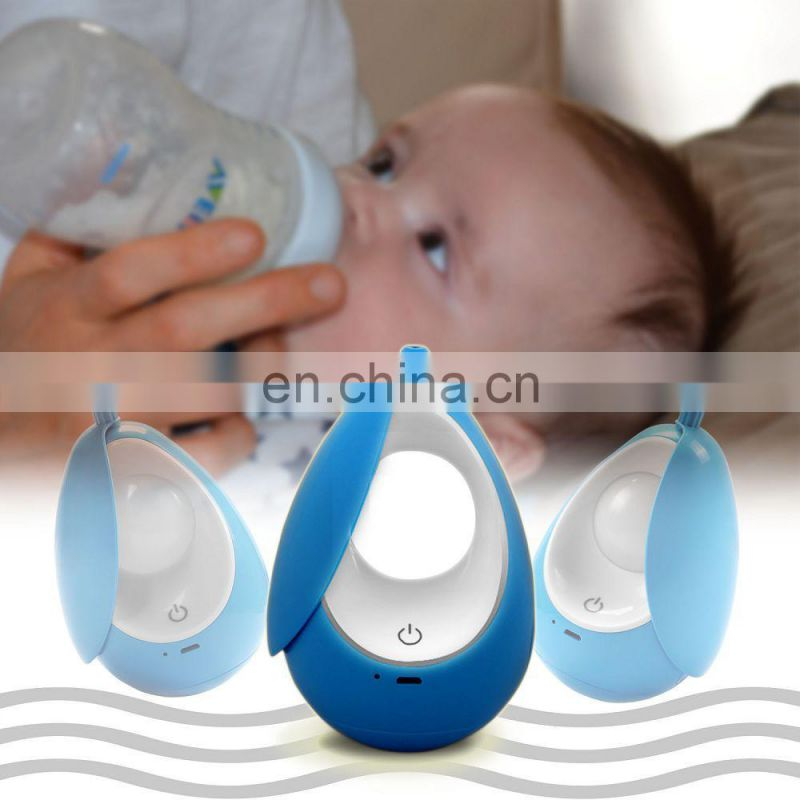 New Arrivel Led Night Light USB Rechargeable Newborn Baby Feeding Warm-light Lamp Bedroom Table Lamp