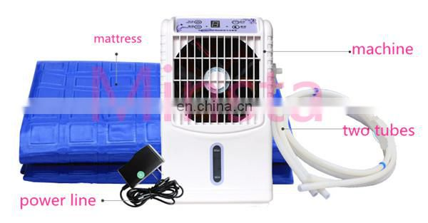 2014 hot sale new invention 6W electric water cool gel bed mattress