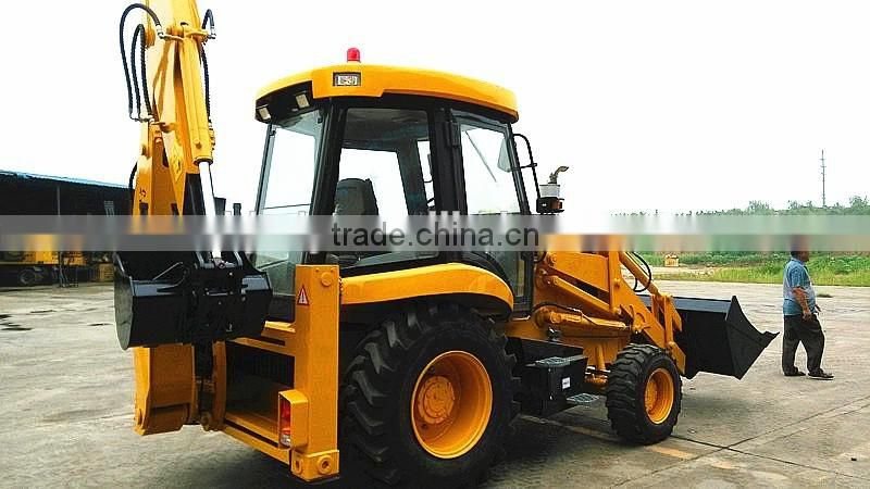 CBL high quality towable backhoe loader for sale