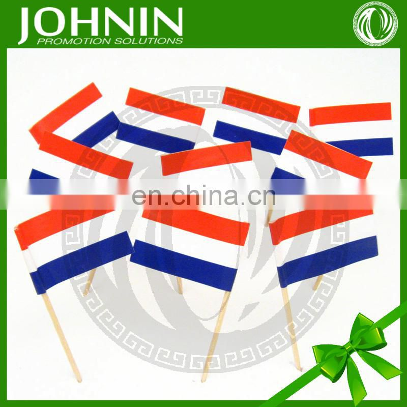 made in china wholesale high quality toothpick country flag