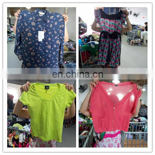 used clothes in poland wholesale clothing lots girls 3/4 pants