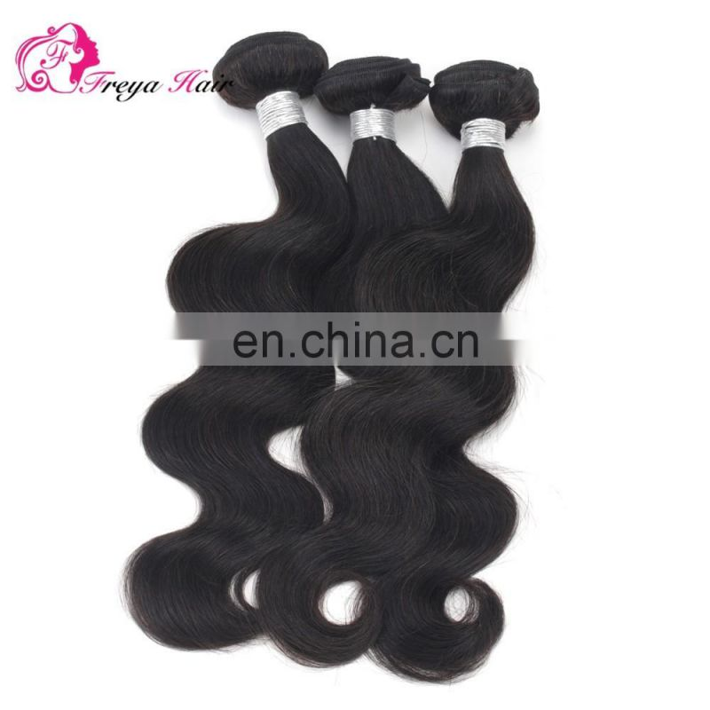 High Quality Factory Price Virgin human hair bundles 9a Grade raw indian hair