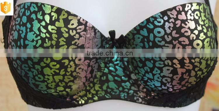 Sexy bling hot lady new bra panty photo,modern laser cut underwear model