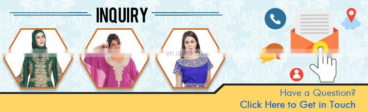 Traditional Stylish Printed Kaftan of Various Size and Colour Sold by Leading Fashion House from India
