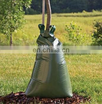 20 Gallon slow release watering bag for tress, tree watering bag