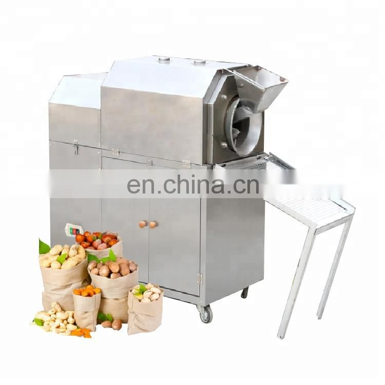 cashew peanut nut roasting machine peanut roaster machine coffee roaster machine