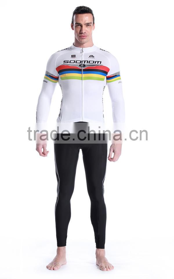 BIKE GARMENTS ACCESSOIRES CYCLISME bike tights cycling pant with suspenders Bicycle wear Manufacturing Company