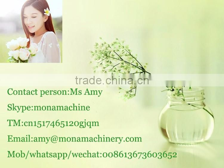 Best quality plastic shampoo bottles making machines with reasonable price