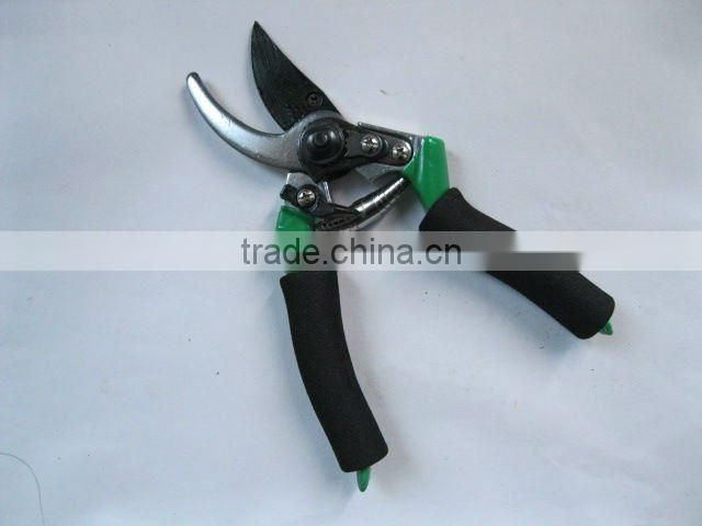 "HEAVY DUTY PRUNING SHEARS 8"" SOFT GRIP HANDLES IDEAL FOR GARDENING"
