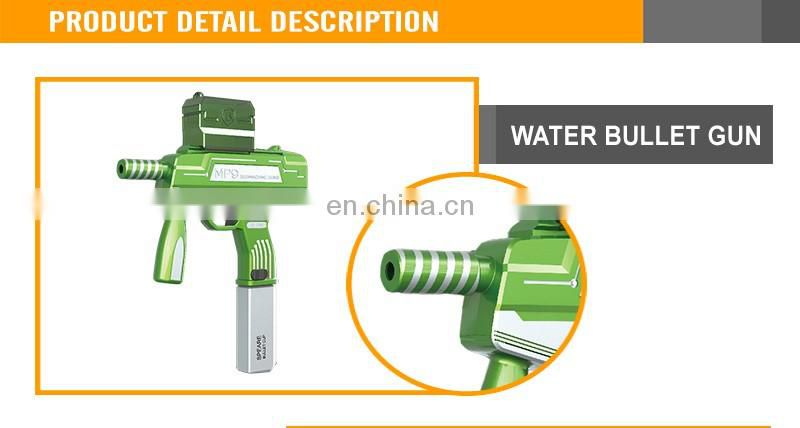 Best Summer Toys Electric Gun Water Bullet