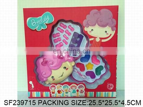 Hot selling make up cosmetic toy set for Girls SF239703