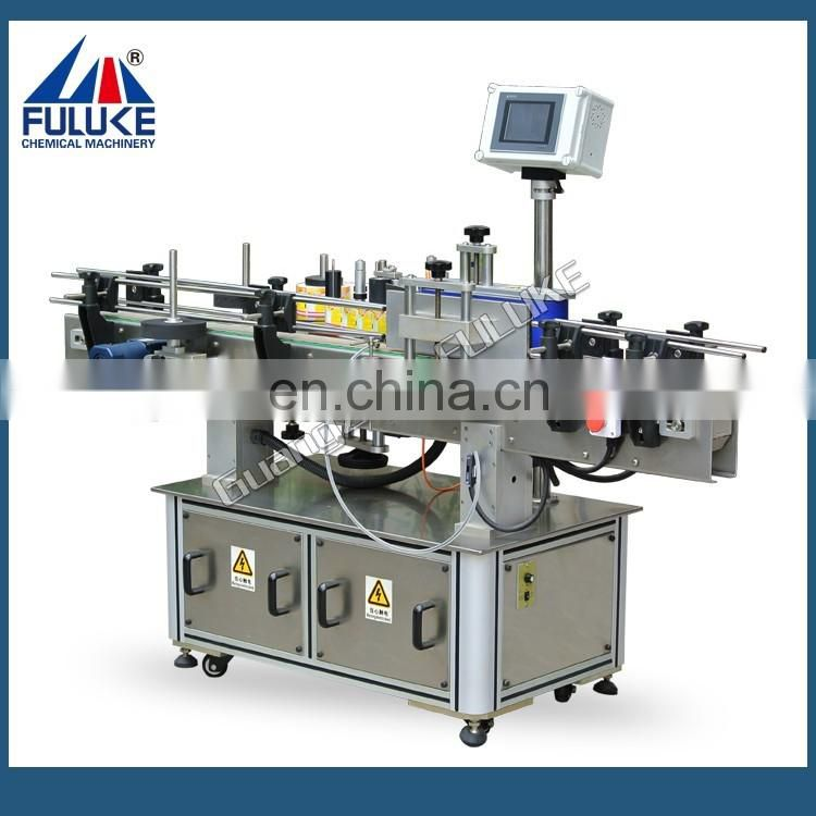 FLK CE Automatic Bottle Labeling Machine Labeling Machine For Bottles