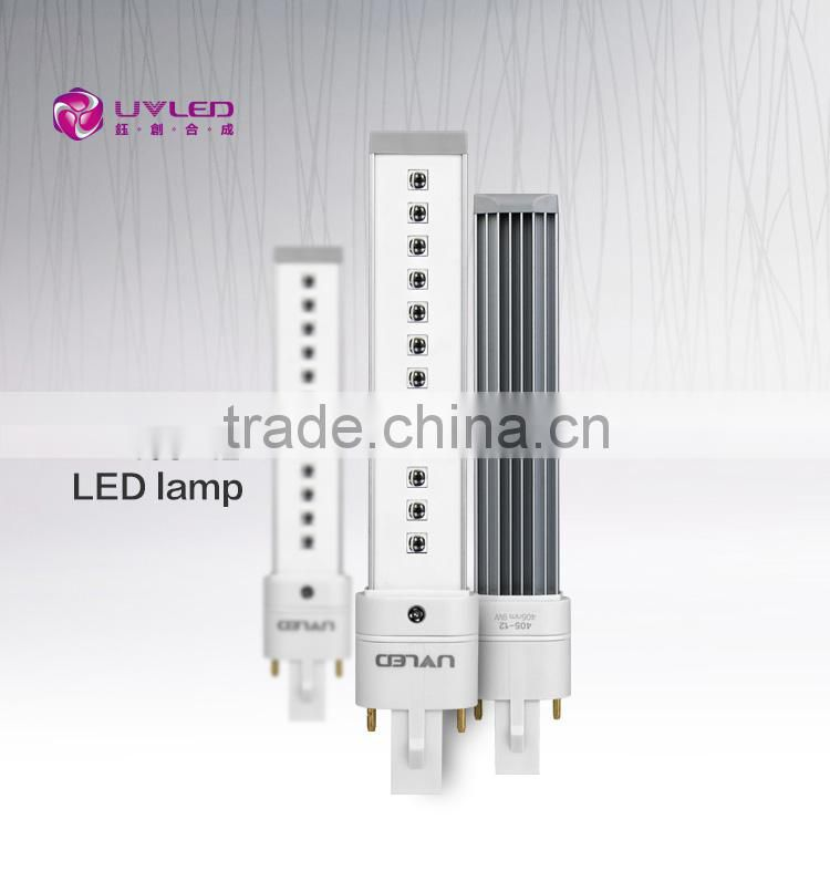 high quality 405nm white ccfl nail led uv lamp