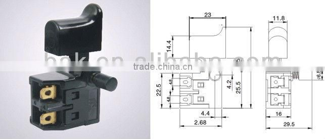 Makita planer switch View power planer switch Power tool switch Bosch switch