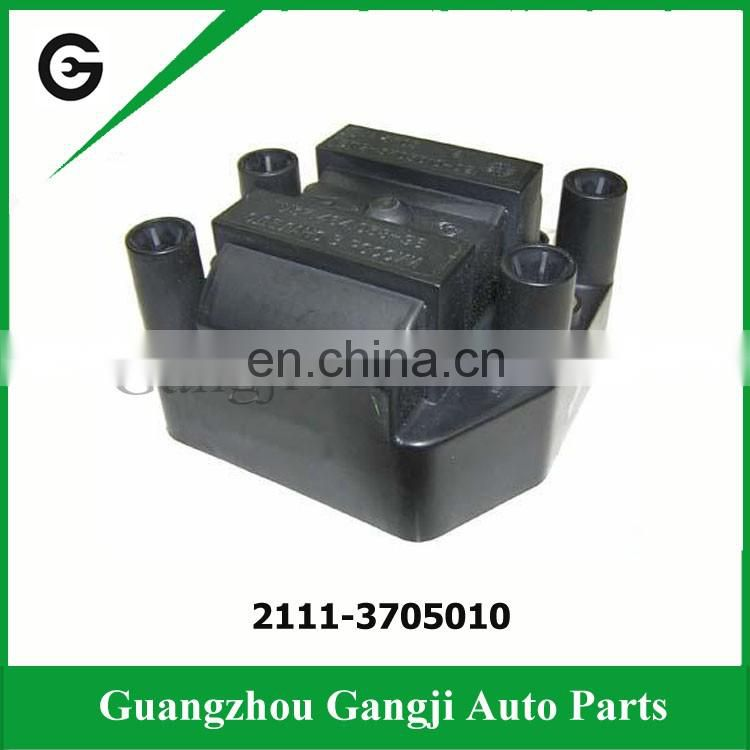 High Quality Auto Dry Generator Ignition Coil Used For GM FIAT LADA OEM 2111-3705010